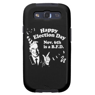 HAPPY ELECTION DAY.png Galaxy S3 Case