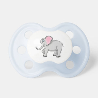 Happy Elephants Custom Pacifier