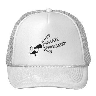 Happy Employee Appreciation Day Cap