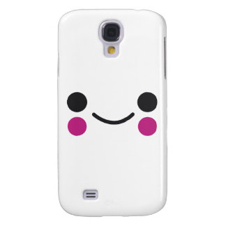 Happy Face Samsung Galaxy S4 Cases