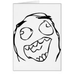Happy Face Greeting Cards
