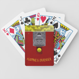 Happy Face Gumball Playing Cards