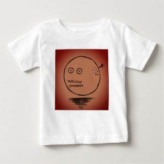 Happy Face Moon Thing Baby T-Shirt