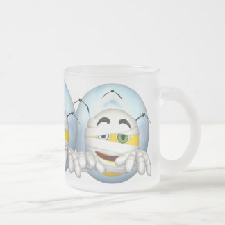 Happy Face Mummy Mug