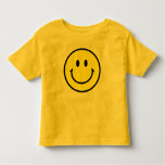 Happy Face Toddler T-Shirt