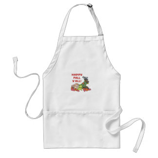 Happy Fall Aprons