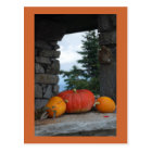 Happy Fall Postcard