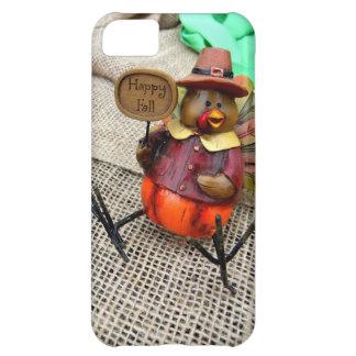 Happy Fall Turkey iPhone 5C Case