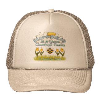Happy Family Trucker Hat