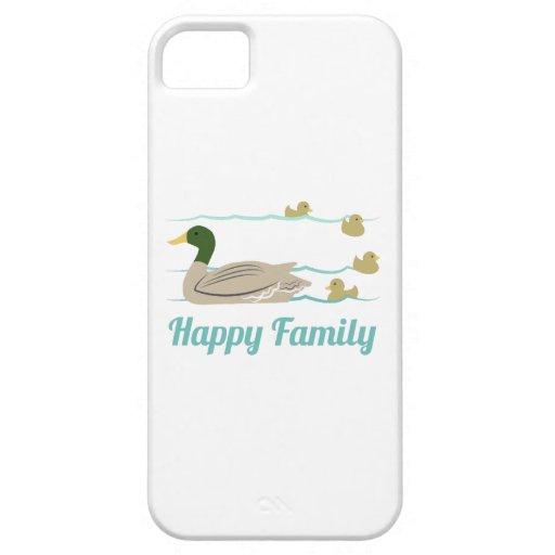 Happy Family iPhone 5 Cases
