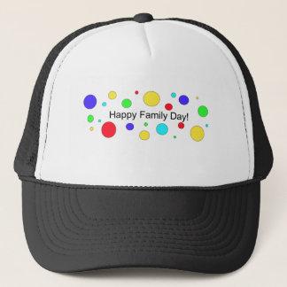 Happy Family Day! Trucker Hat