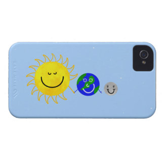 Happy Family iPhone 4 Case-Mate Cases