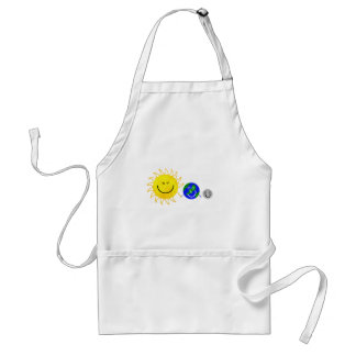 Happy Family Standard Apron