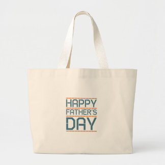 Happy father day tote bag