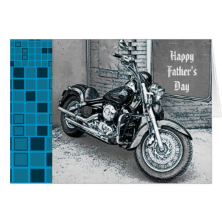 Happy Father day Card Chopper