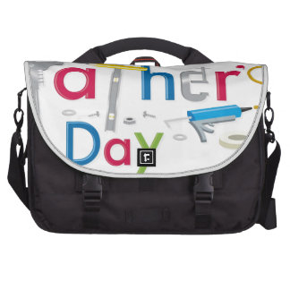 happy father s day laptop bag
