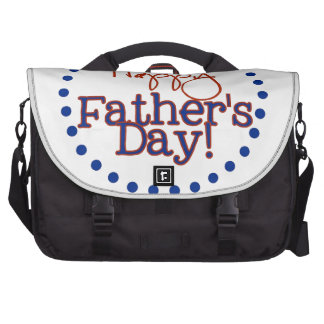 happy father s day computer bag