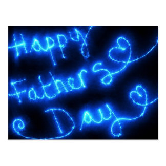 Happy Father´s Day Postcard
