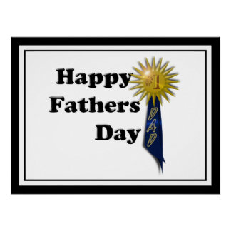 Happy Father's Day - #1 Dad