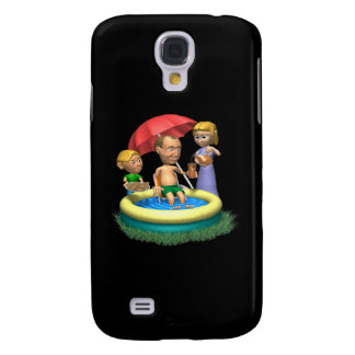 Happy Fathers Day 2.png Galaxy S4 Case