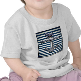 Happy Fathers Day Anchor Tees