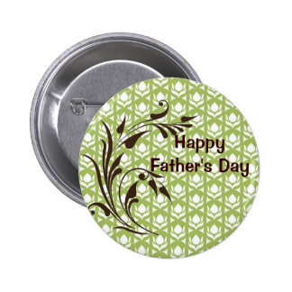 Happy Father's Day 6 Cm Round Badge