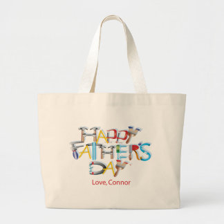 Happy Fathers Day Bags