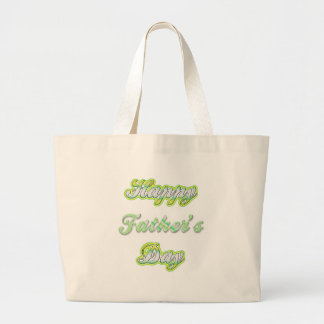 Happy Father's Day Tote Bags