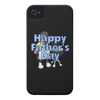 Happy Fathers Day iPhone 4 Case-Mate Cases