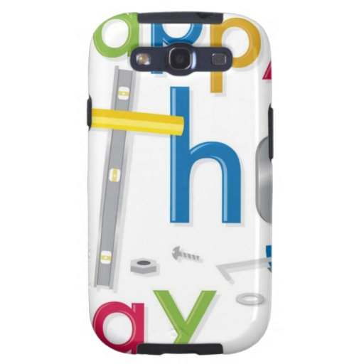 happy father's day galaxy s3 covers