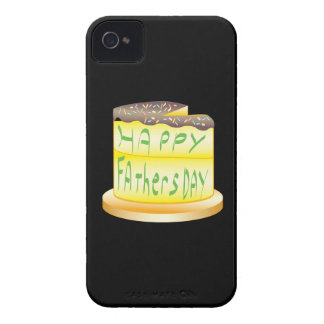 Happy Fathers Day iPhone 4 Cover