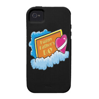 Happy Fathers Day Case For The iPhone 4