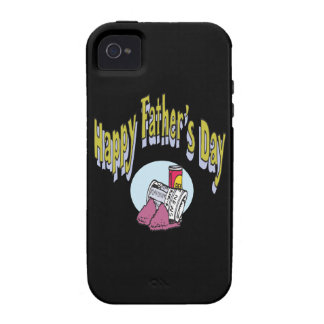 Happy Fathers Day iPhone 4/4S Cover