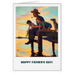 Happy Father's Day. Customisable Cards