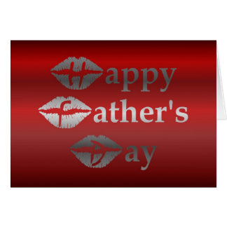 HAPPY FATHER'S DAY - FROM WIFE TO HUSBAND CARD