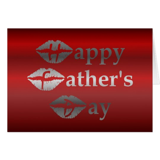 HAPPY FATHER'S DAY - FROM WIFE TO HUSBAND