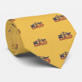 Happy Father's Day Gifts Tie