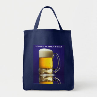 Happy Fathers Day Glass of Beer