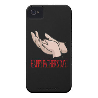 Happy Fathers Day iPhone 4 Case-Mate Case
