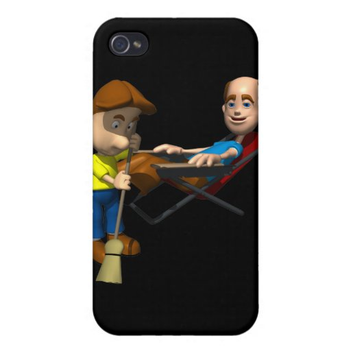 Happy Fathers Day Cases For iPhone 4