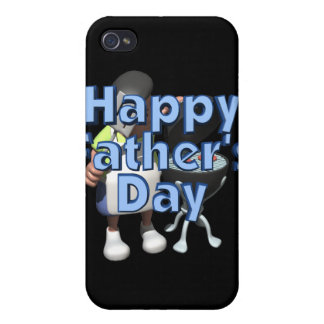 Happy Fathers Day iPhone 4/4S Cases