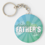 Happy Father's Day Key Chain