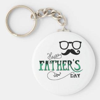 Happy Father's Day Keychain