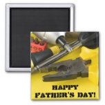Happy Father's Day! Magnet