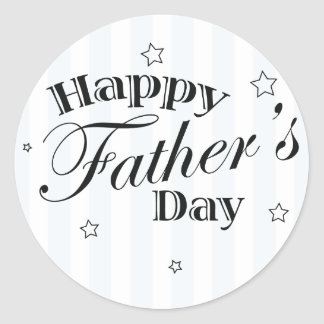 Happy Father's Day Message Sticker