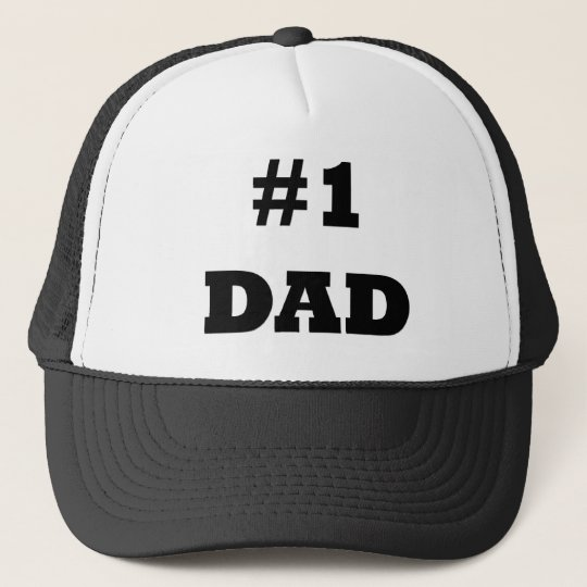 Happy Father's Day - Number 1 Dad -