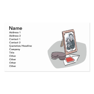 Happy Fathers Day Pack Of Standard Business Cards