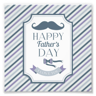 Happy Father's Day Photo Art