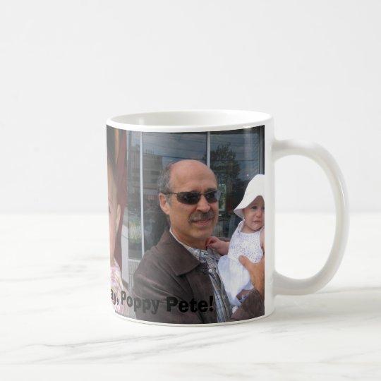 Happy Father's Day, Poppy Pete! Coffee Mug