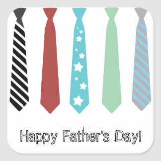 Happy Father's Day Sticker